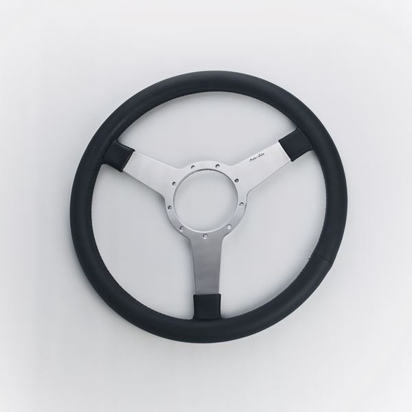 Classic Three Leather Rim (Flat)