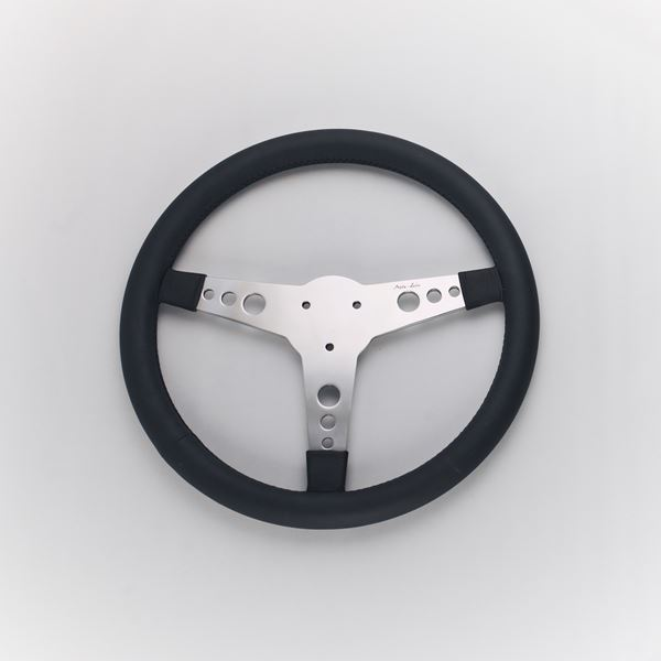 Morgan 3-wheeler OEM Leather Rim