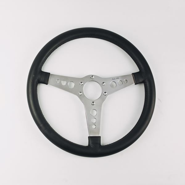 E-type (XKE) OEM Custom Leather Rim