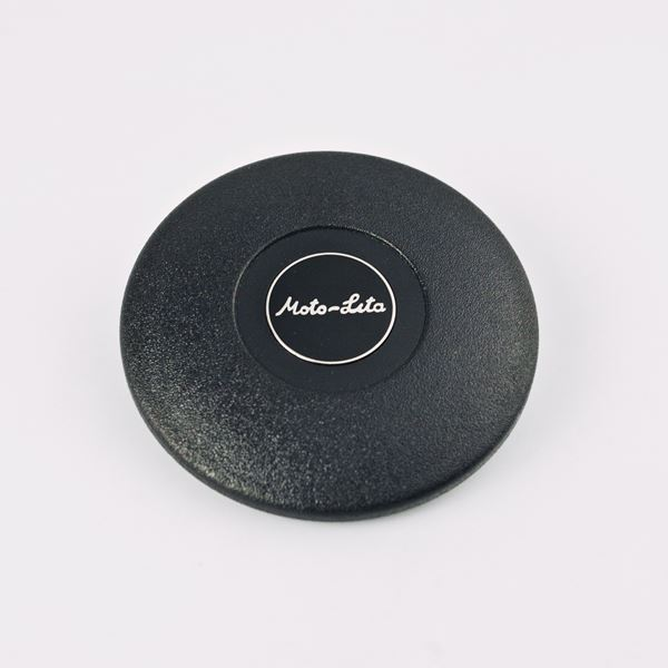 Black Plastic Cap - Recessed