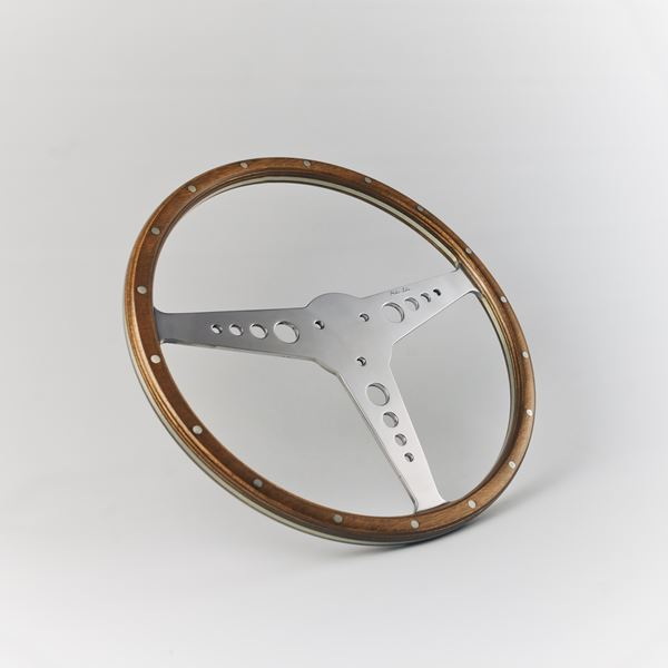 Morgan 3-wheeler OEM Wood Rim